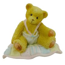 "Cherished Teddies Figure 599352 ""A Gift to Behold"" - Baby Girl - $4.99"