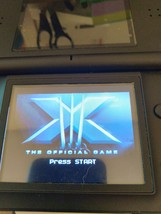 Nintendo Game Boy Advance GBA X The official game image 1
