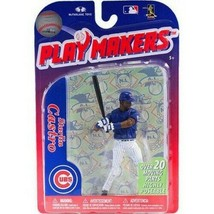 Starlin Castro Chicago Cubs Playmakers Figure NIB MLB 2011 McFarlane Ser... - $39.59