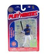 Starlin Castro Chicago Cubs Playmakers Figure NIB MLB 2011 McFarlane Ser... - $39.59