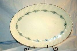 """Lenox 1982 Musette Oval Platter 16"""" #F-507 - $161.99"""