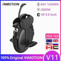 In Stock Original INMOTION V11 Self Balancing Scooter 84V 2000W Build-in Handle  - $4,419.80