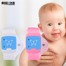 Hot Smart Thermometer Wearable Safe Bluetooth Intelligent Baby Monitor - $30.00