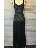 FREE PEOPLE Black Love Story Maxi Slip Dress S Orig. $138 - $79.00