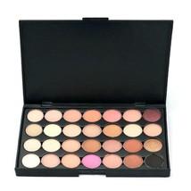Professional 28 Colors Eyeshadow Natural Nude Eye shadow Palette Cosmeti... - $5.99