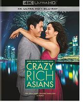Crazy Rich Asians [4K Ultra HD + Blu-ray]