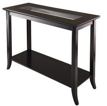 Winsome 92450 Genoa Occasional Table, Dark Espresso - $178.03