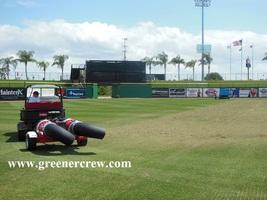 Dual Turbine Blower Leaf and Debris Tow Behind Sports Fields - $13,999.00