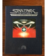 Star Trek 25th Anniversary Collection in VHS. Set of 5, with Case - $24.74
