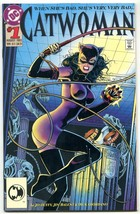 Catwoman #1 1993-Comic Book-First issue-DC-Batman-- - $17.38