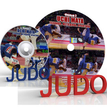 Judo DVD.UCHI MATA. TECHNICS. METHODOLOGY. PRACTICE.Film 1+ Film 2.(Disc... - $10.40