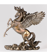 Horse Pegasus Winged Horse Large Sculpture Great * Free Shipping Everywh... - $119.00