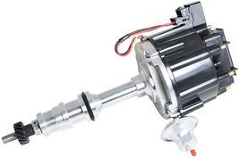 A-Team Performance HEI Complete Distributor 65K Coil Compatible With Ford FE 352 image 3