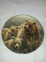 W.S. George Plate Bear Tracks Series by John Seerey-Lester - $18.99