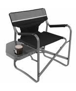 Folding Outdoor Camping Director's Chair with Cup Holder - $62.21