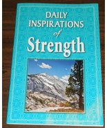 Daily Inspirations of Strength [Sheet music] - $2.95