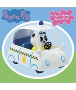 Peppa Pig Vehicle - PC Panda's Police Car - $19.49