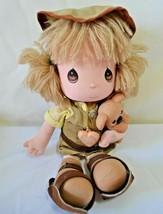Precious Moments Applause Plush Doll Ashley 16037 World's Children Austr... - $14.99