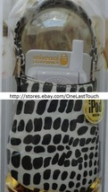 KANGAROO BY HYPERGEAR Case for UNIVERSAL OSFM Off White+Black Spots PHON... - $5.93