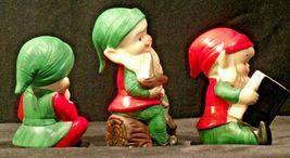 Holiday Elf Figurines AA-192053 Vintage Santa's helpers! image 4
