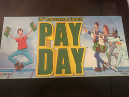 Payday Board Game 30th Anniversary Edition ~ Complete / Clean ~ EUC - $12.86