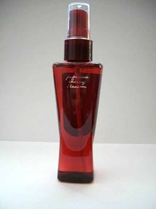 Japanese Cherry Blossom Fragrance Mist 3 oz 88 ml Bath & Body Works New