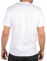 Famous Stars & Straps Steel White FSAS FMS Travis Barker Blink 182 T-Shirt NWT image 2