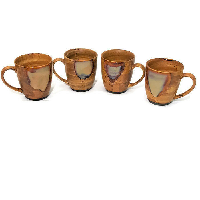 Sango SPLASH 4951 Lot of 4 Coffee Mugs  - $34.99