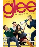 DVD Set Glee Season 1 Widescreen Jane Lynch Corey Monteith Kevin McHale ... - $7.84