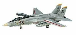 Hasegawa 1/72 US Navy F-14A Tomcat Otsu line the Atlantic Ocean Carrier ... - $31.65