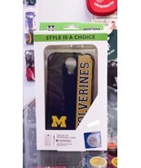 NCAA Michigan Wolverines Galaxy S4 Phone Case - $11.65
