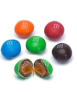 6 lbs - M&Ms Caramel Milk Chocolate Candy New m&ms - $49.99