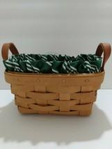 Longaberger Tea Basket - $23.76