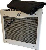 DCFY VOX AC4C-BL Guitar Amplifier Dust Cover - Premium Fabric - Black - $29.69