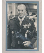 Robert Loggia signed Indepoendence Day  photo. Beautifully double matted... - $24.95