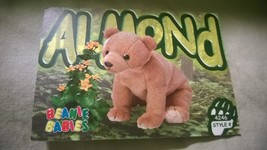 ALMOND 4246 Beanie Baby Trading CARD 58 Collector S3 2nd ed - $1.75