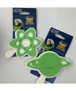 Set Of 2 New Disney Toy Story Buzz Lightyear Foam Paint Stamps Star And Planet - $9.41