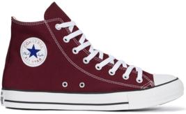Women Converse Chuck Taylor All Star HighTop Maroon Red Wine M9613C - $857,54 MXN