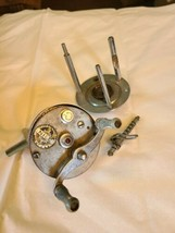 Jeweled Nile Ocean City Vintage Casting Reel parts or repair image 2