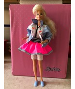 Vintage Mattel Barbie High School JAZZIE DOLL #3635 1988 RARE  no box CLEAN - $19.25