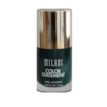 Milani Color Statement Nail Lacquer, 503 Enchanted Emerald  - $7.48