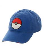 Pokemon Pokeball Dad Hat - $21.97