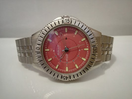 rally world cup / Vintage large face watch / Gents / quartz Watch /  mil... - $29.99