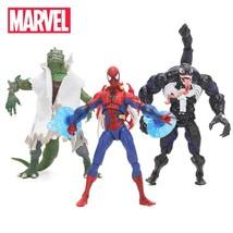 18cm Marvel Toys Spider-Man Venom Lizard Carnage PVC Action Figure Spide... - $26.49