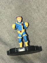 Heroscapes Super Hero Marvel Figure Game Piece Cake Topper Cyclops 55 - $14.85