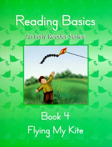 Primary image for Reading Basics : Flying My Kite, Book 4 (An Early Reader Series) Annie Brown and