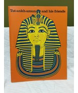 Tut-Ankh-Amen and His Friends by Cyril Aldred (1977, Paperback) - $2.97