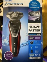 Philips Norelco Series 5650 Wet & Dry Rechargeable Electric Shaver S5640/81 - $60.00