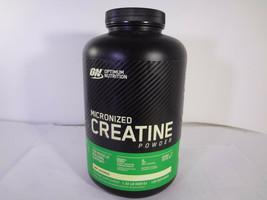 Optimum Nutrition Micronized Creatine Powder Unflavored 1.32 lbs {VS-O  - $22.44