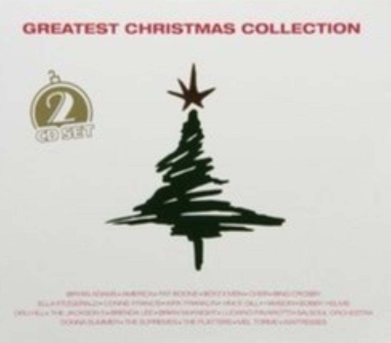 Greatest Christmas Collection Cd